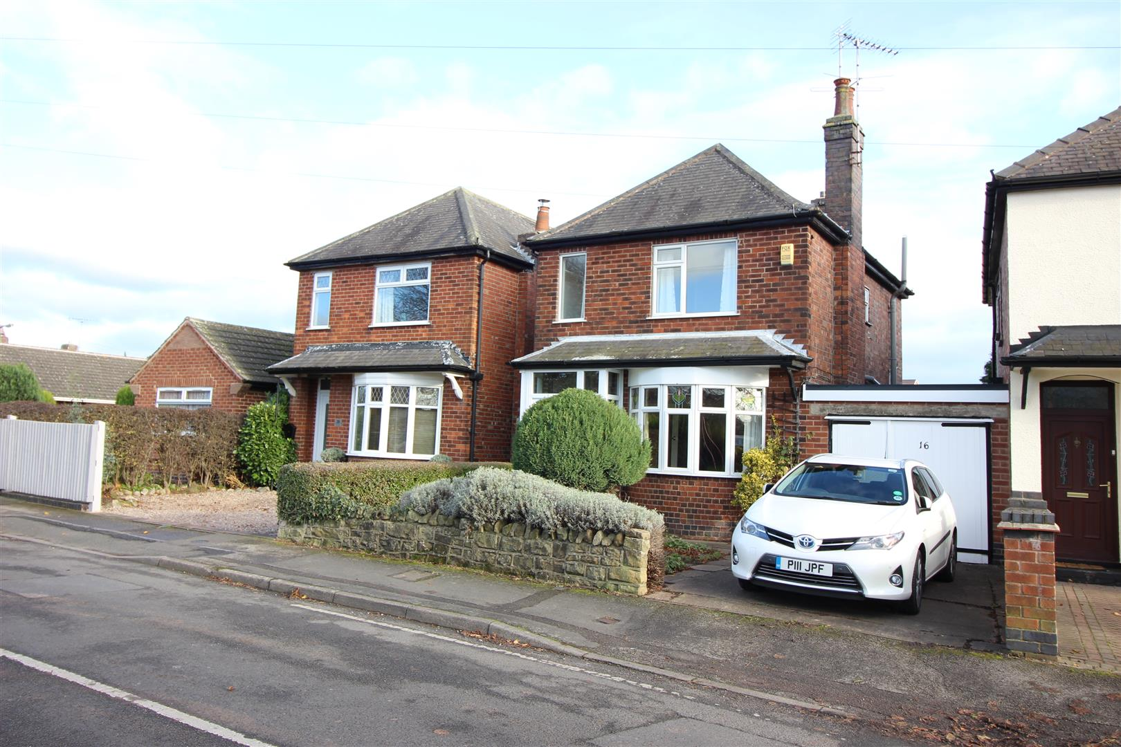 2 Bedrooms Detached House for sale in Albert Road, Sandiacre
